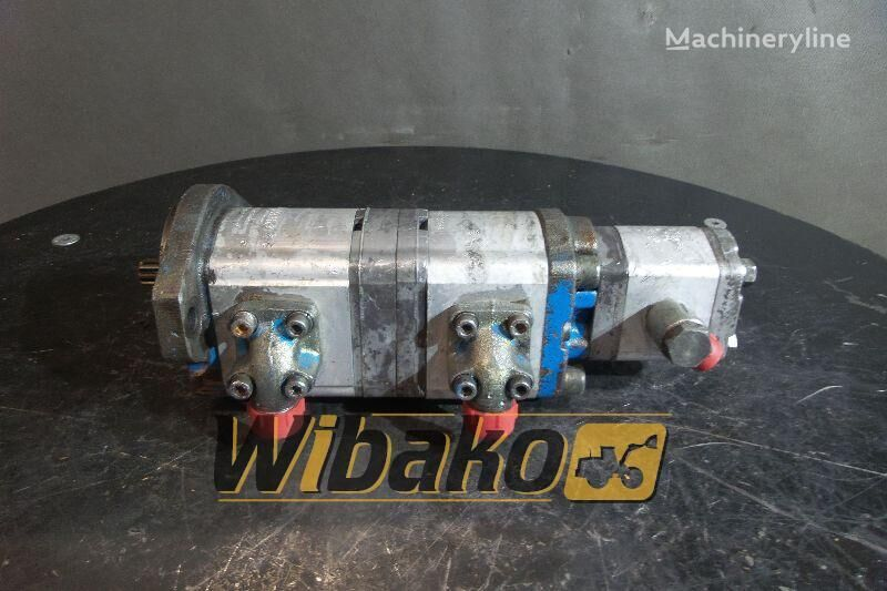 запчасти  Gear pump Bosch 510666007 (3) (510666007(3)) для экскаватора 510666007 (3)