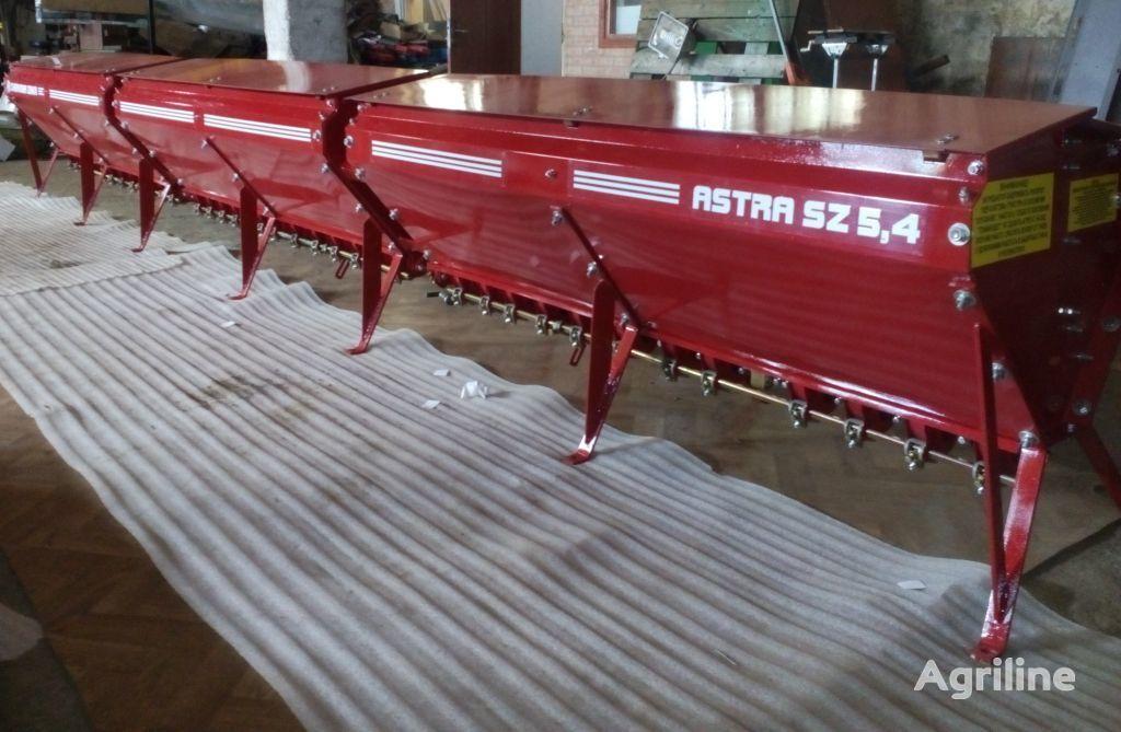новая запчасти  Бункер зерновой на сеялку СЗ - 3,6 в сборе для сеялки ЧЕРВОНА ЗИРКА