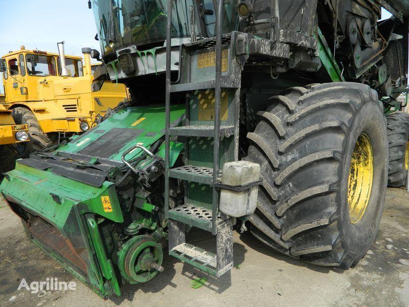 запчасти  б/у запчасти / used spare parts для комбайна JOHN DEERE WTS 9640i