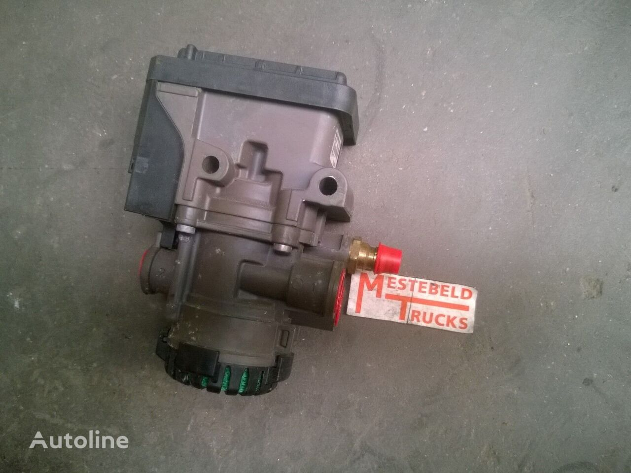 запчасти  EBS Voorasmodulator для грузовика RENAULT EBS Voorasmodulator