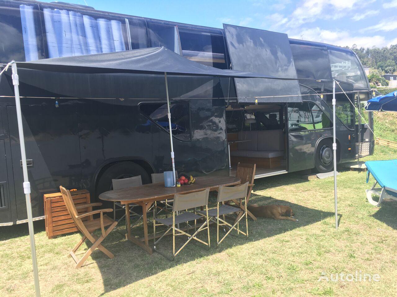 жилой автобус VOLVO Expedicion camper truck
